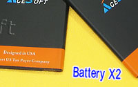 Found LG Transpyre VS810PP Verizon replacement battery
