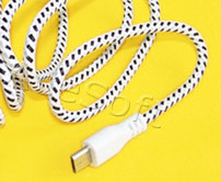Discount LG Transpyre VS810PP Verizon Micro USB 2in1 Braided Cable