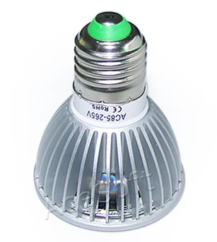 discount E27/E26 Pure White Light LED Ball Bulb