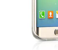 CHEAP Samsung Galaxy S6 edge SM-G925V Verizon Transparent Slim Soft TPU Case